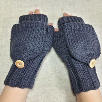 Fingerlose Handschuhe für Damen, Herren, Damenhandschuhe ...