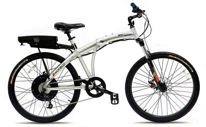 Prodeco Genesis 500 Folding Electric Bicycle.  $1,395