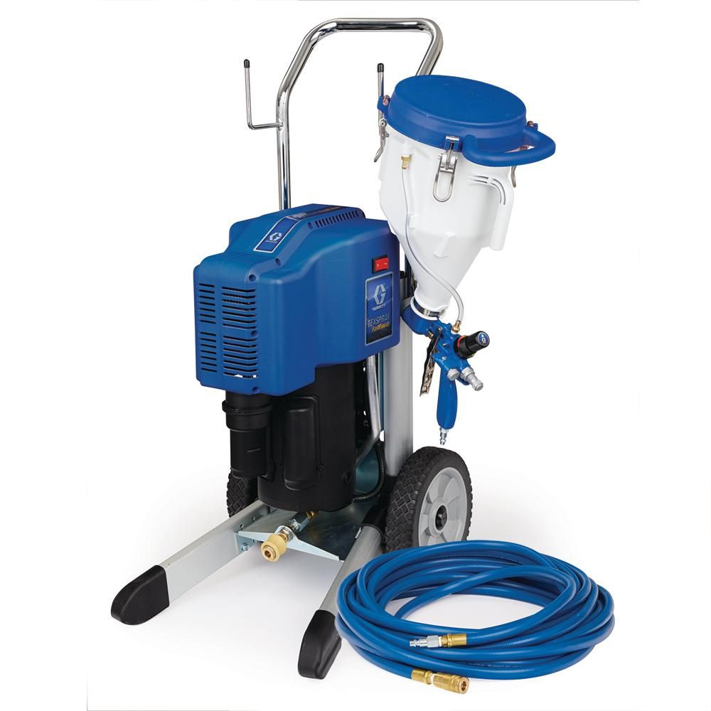 Graco Texspray Fastfinish 1 5 Gal Texture Sprayer 25d492 Texture Sprayer Recycling Programs