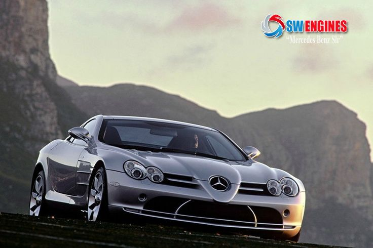 #SWEngines The Mercedes-Benz SLR McLaren is a grand tourer car jointly developed by Mercedes-Benz and McLaren Automotive