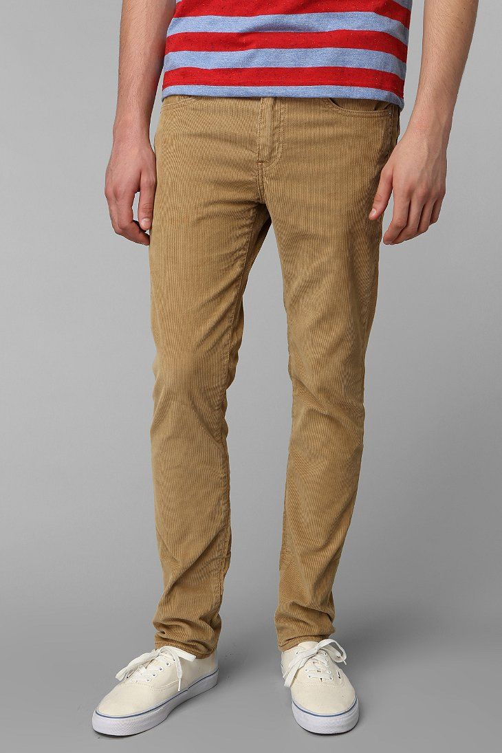 dfb16873b7b6fd Levi's 511 Corduroy Pant | Clothing | Corduroy pants, Pants, Corduroy