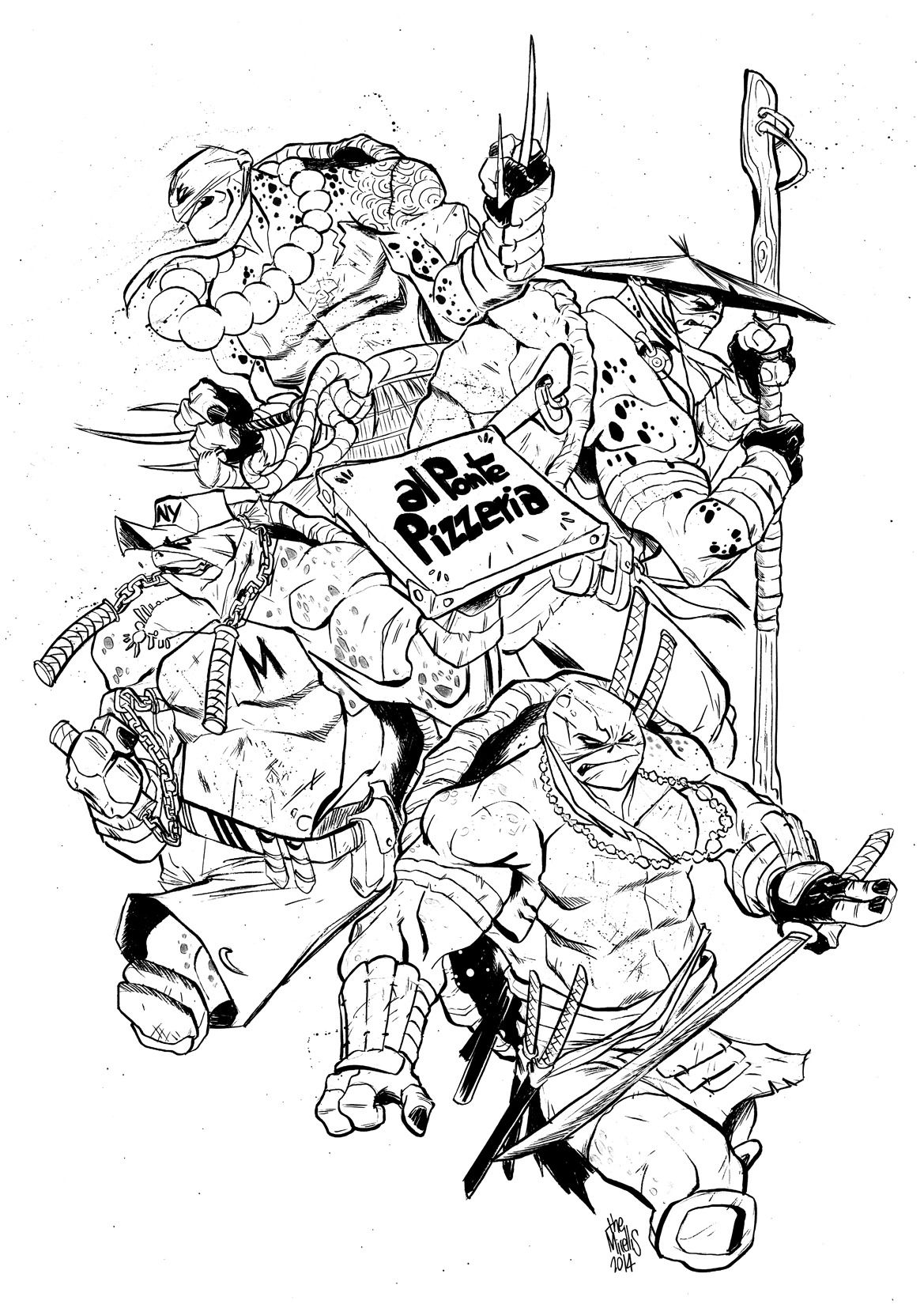 Brandnewnostalgia Tmnt On Bnn Turtles By Themicellis Alessandro Micelli