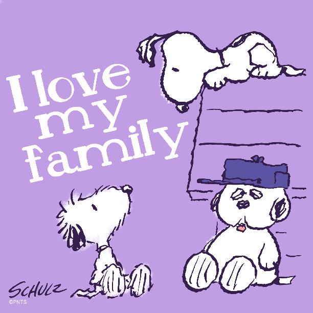 U201cI Love My Family!