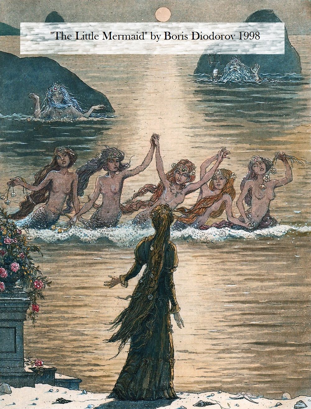 10 Mermaid Depictions