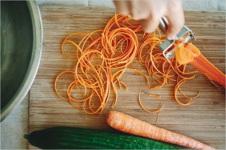Carrots & Cucumber
