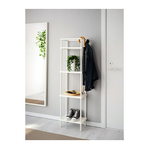 DYNAN Shelf unit, white | Shelves, Towels and Bath