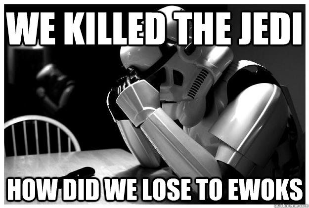 cde36efd0d32e87a62b74aca760ddd21 ewok memes google search star wars pinterest memes and star