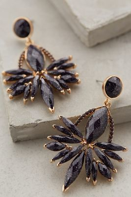 Anthropologie Stalasso Earrings #anthrofave #anthropologie