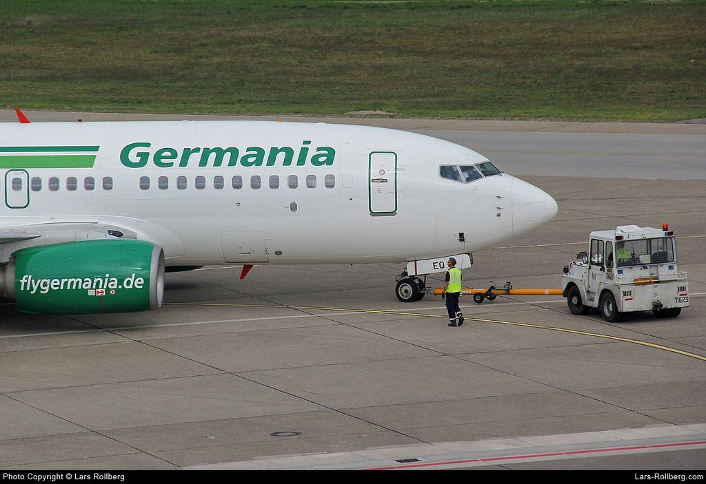DAGEQ, Germania, Boeing 73775B, cn 28103/23 Boeing 737