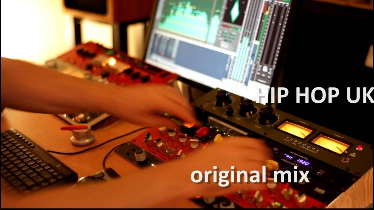 UK Hip Hop. Audio Mastering Sample. Red Mastering Studio, London
