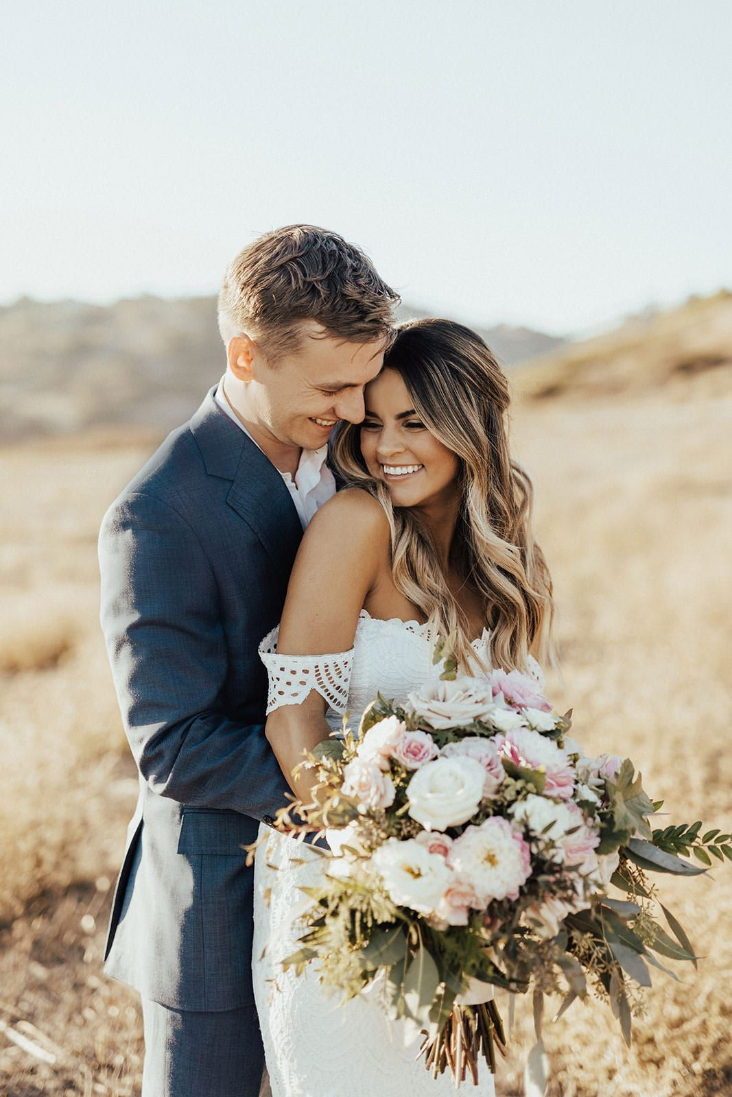 Real Weddings | Lorrana in the Paloma Gown | Grace Loves Lace