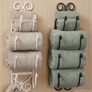 Image Search Results for bathroom towel holders