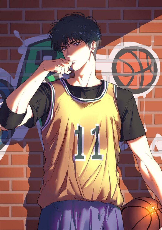 Rukawa Kaede in 2020 Slam dunk manga, Slam dunk anime