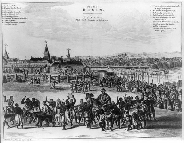 The Lost City Of Benin History Of Nigeria African History Africa