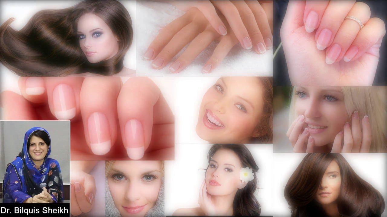 Common Hair, Skin Problems & Solutions by Dr Bilquis Shiekh