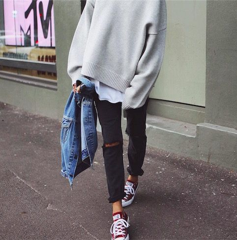 Mama Spree: how to wear your Converse