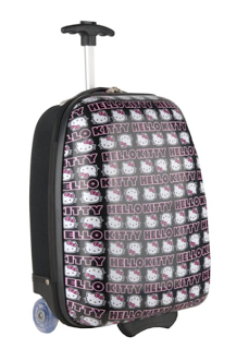 Cool Hello Kitty Luggage and Suitcases #hellokitty #kittytrends