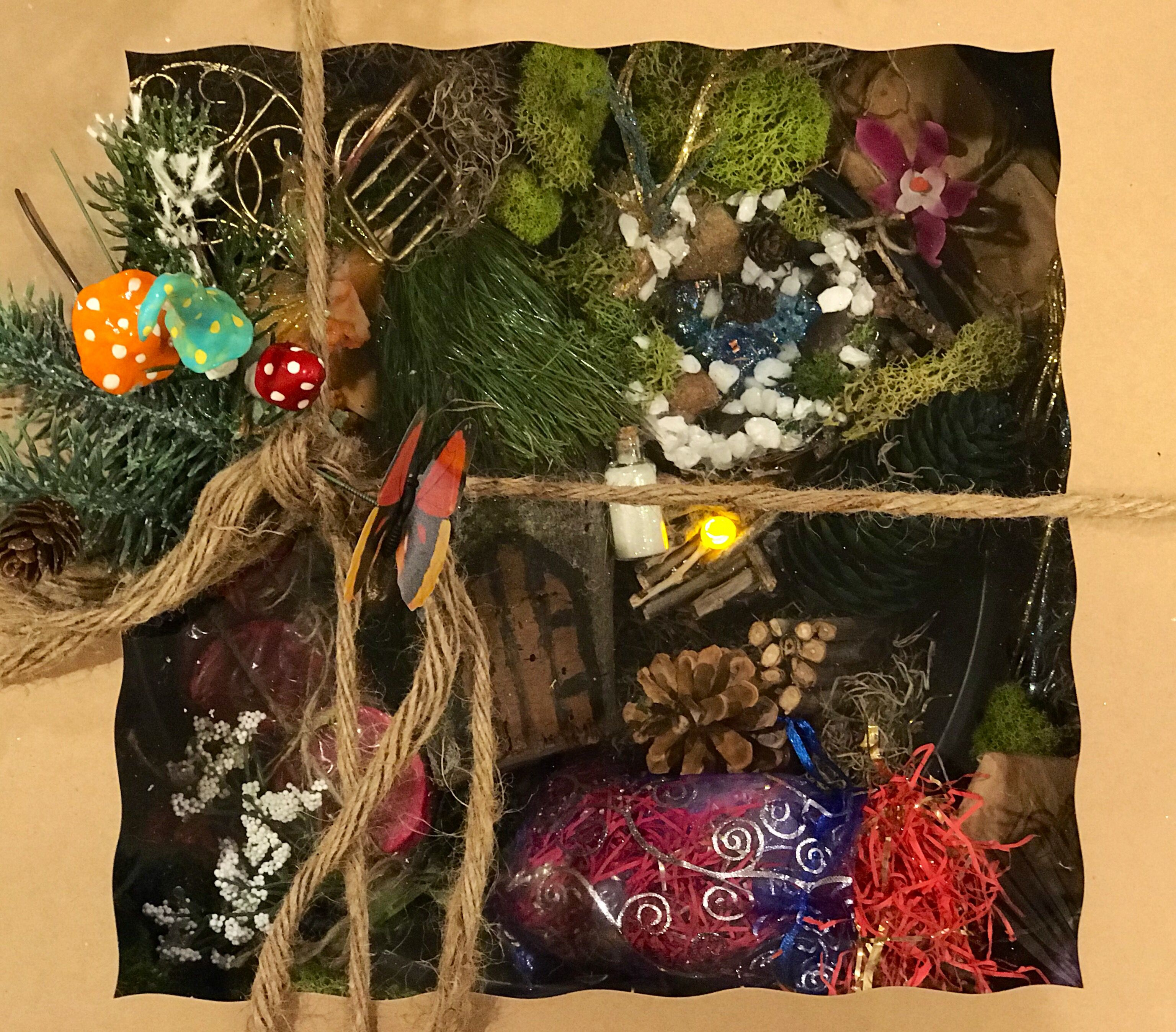 Shop my sale: 10% off. Fairy Garden Kit DIY craft kit box at The Two ...