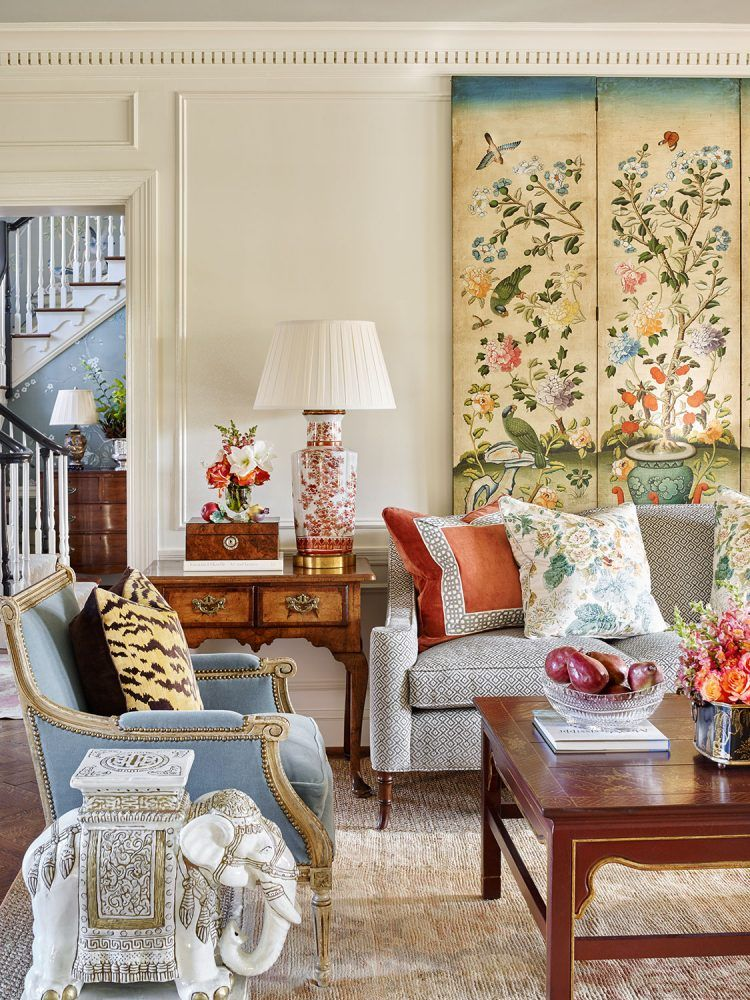 A Place To Call Home Timeless Southern Charm House Interior Room Decor Living Room Decor