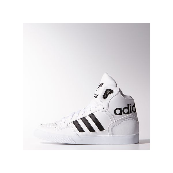 adidas Extaball Shoes  75  liked on Polyvore featuring shoes adidas  footwear