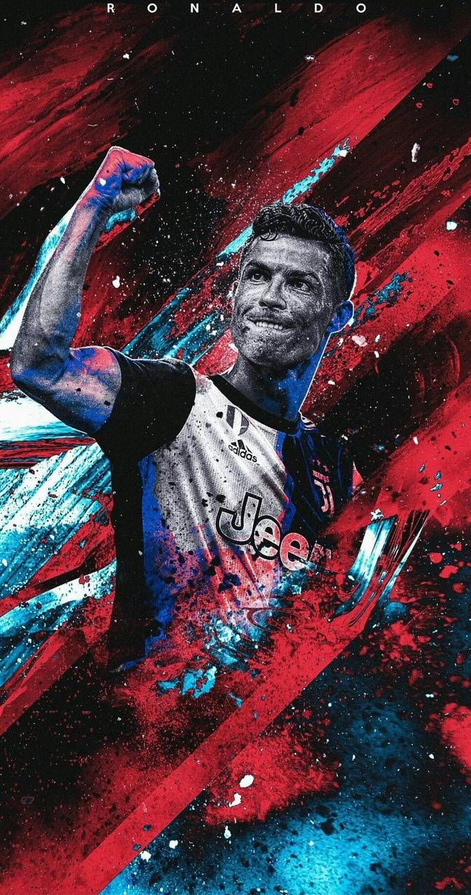 Download Cr7 Juve wallpaper by ElBis42 1a Free on