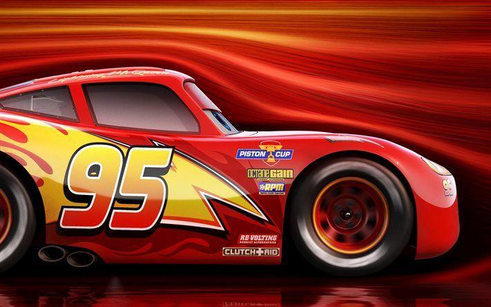 Cars 3 3d Animation Characters Lightning Mcqueen 2017 Movie Lightning Mcqueen Autos Und Motorrader Autos
