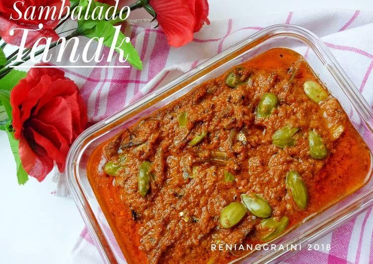 Resep Sambalado Tanak Pr Recookrancakbana Oleh Renie Wisra Resep Resep Masakan Resep Masakan