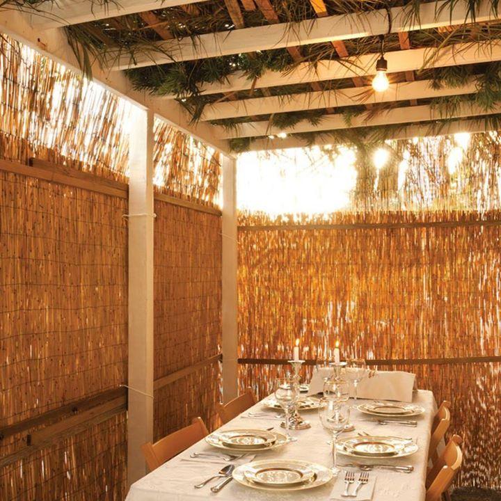 Souccot La Fete Des Cabanes Sukkot Feast Of Tabernacles Sukkot Decorations