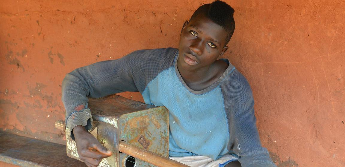 Guinea-Bissau -etnia Bijagos