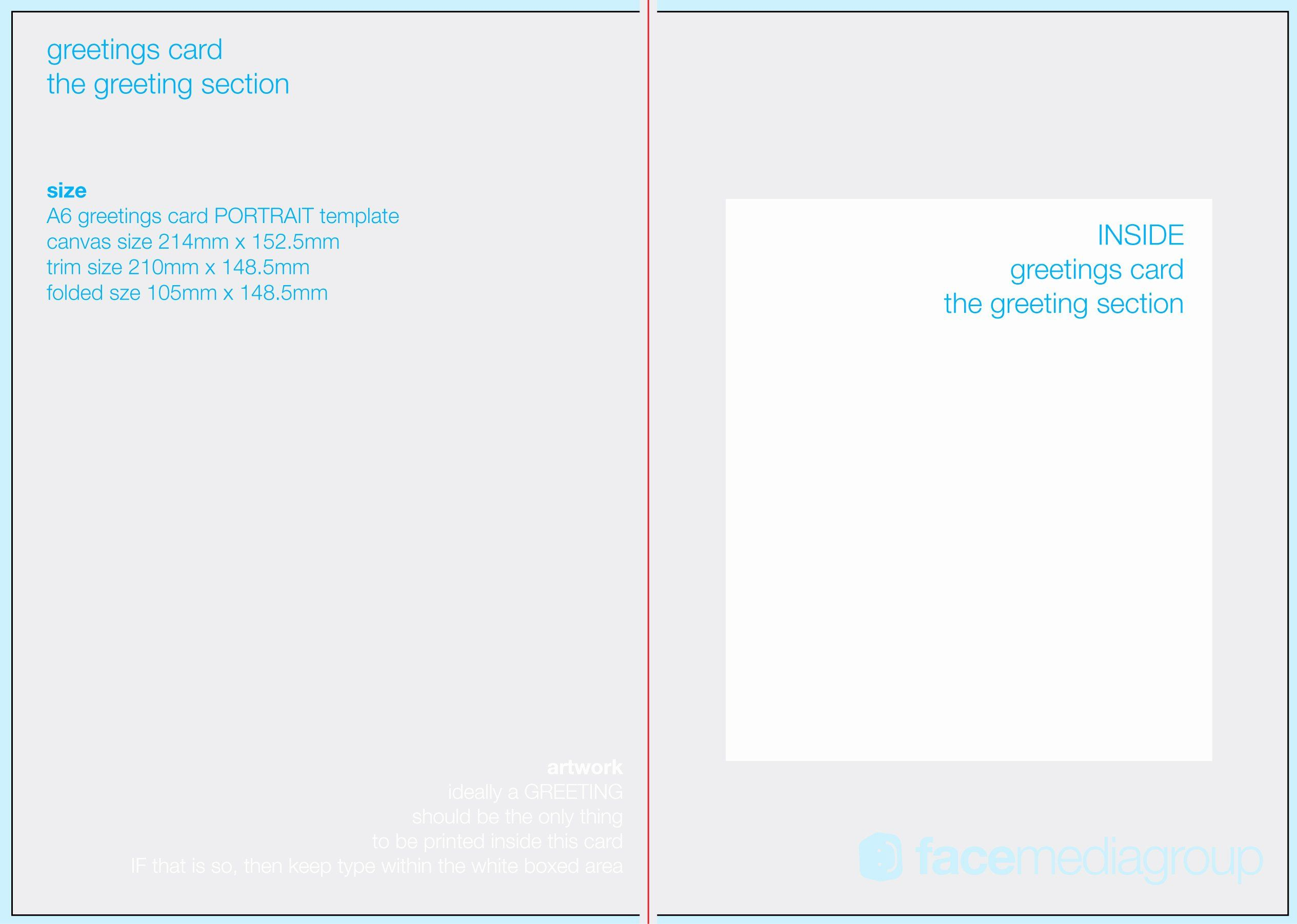 5x7 Folded Card Template For Word Inspirational 13 Microsoft Blank Greeting Card Templa Foldable Card Template Blank Card Template Free Greeting Card Templates