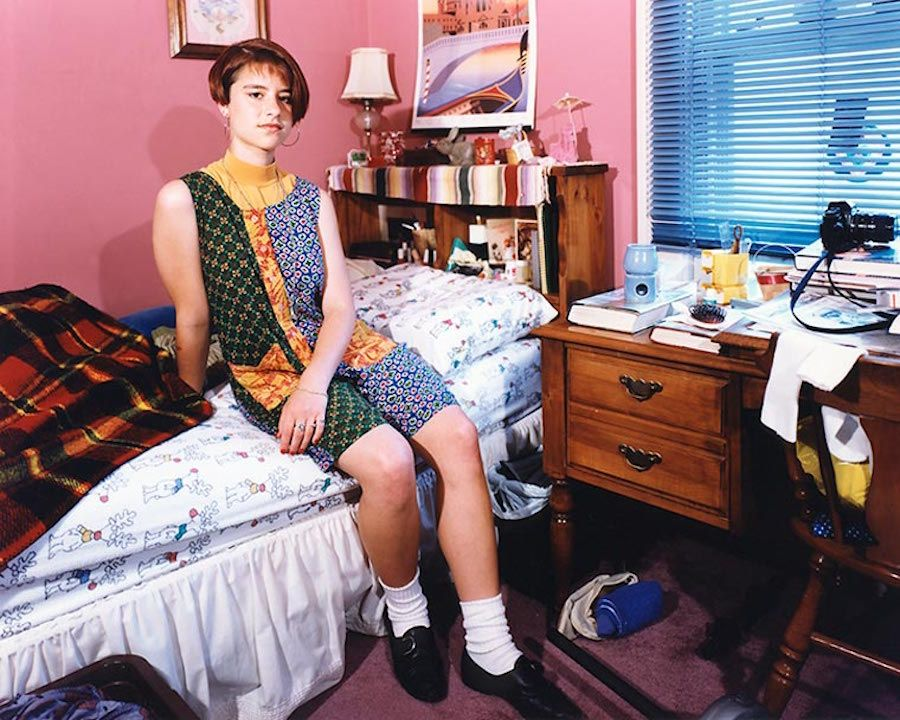 Intimate Pictures of Teenagers Bedrooms in the 90\u0027s Bedrooms and Room