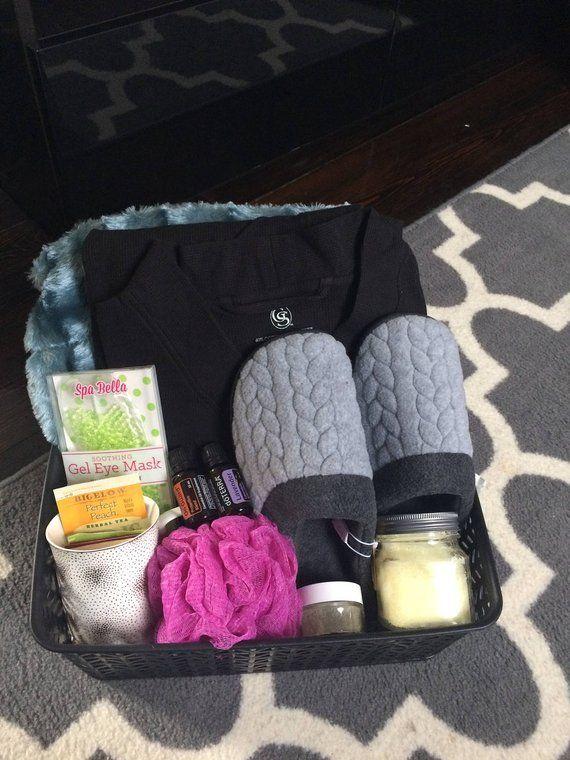 Pamper Yourself Gift Basket Creative Gift Baskets, Creative Gifts, Auction Baskets, Gifts Sets