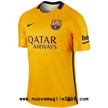 Maglia Barcellona Seconda 2015-2016