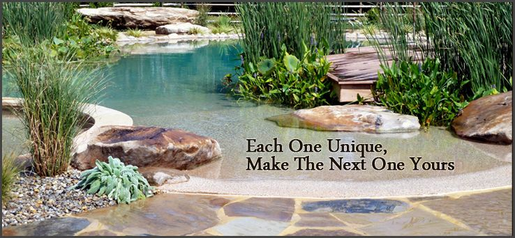 Hybrid pool in NJ | Rin Robyn Pools Design and Build | Pinterest ...