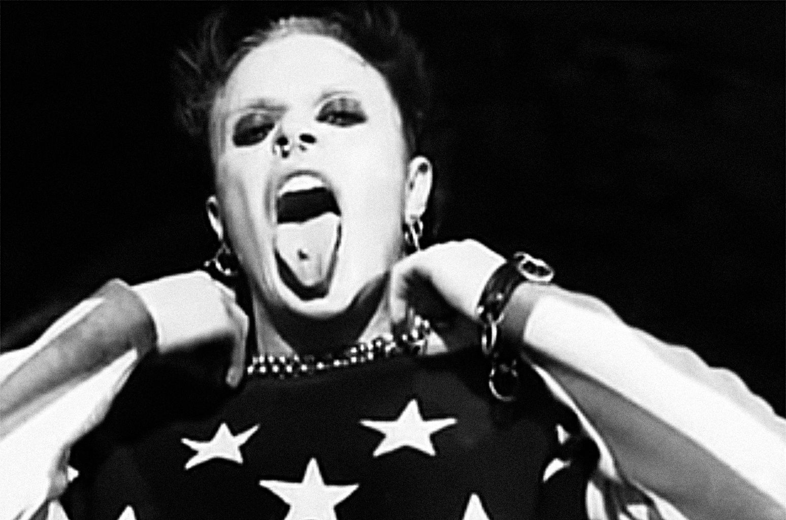 Keith flint of the prodigy was the face and voice of