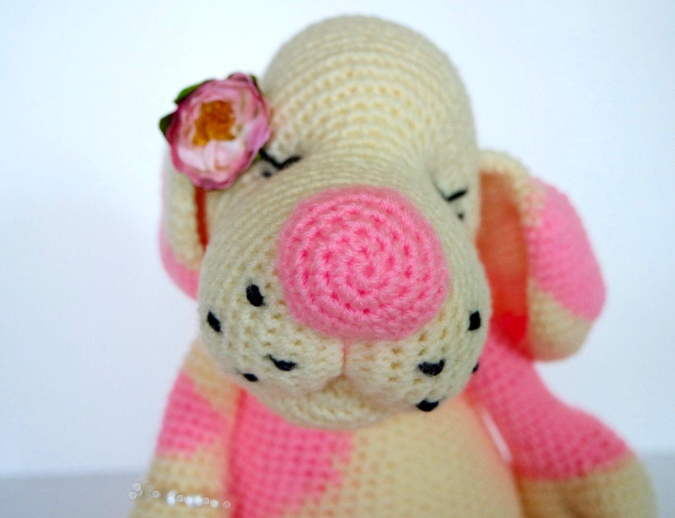 Coco Hund Häkelanleitung | favourites(crochet) | Pinterest ...
