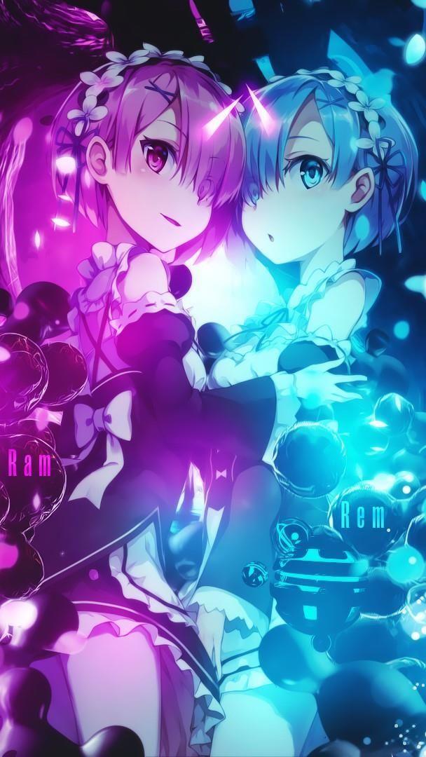 Wallp4k Anime Re Zero Animes Wallpapers Personagens De Anime
