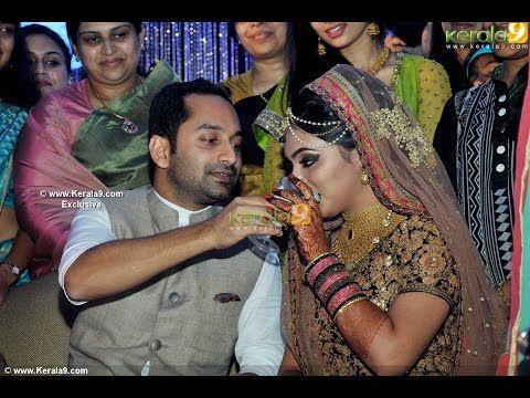 Nazriya Nazim With Fahad Fazil Marriage