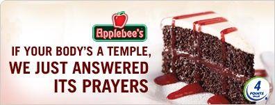 Applebee's Nutrition Supplements http://applebeesnutrition.net/