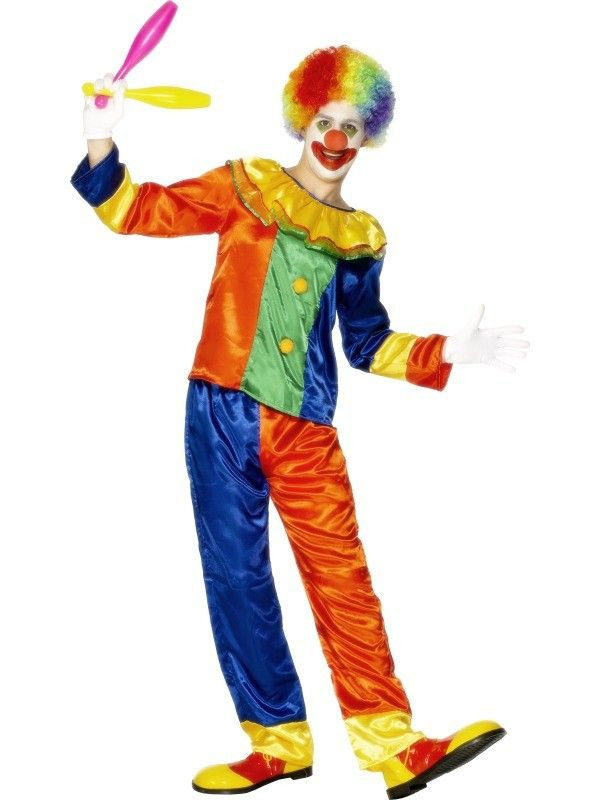 Clown Costume | SM-28936 | £19.98