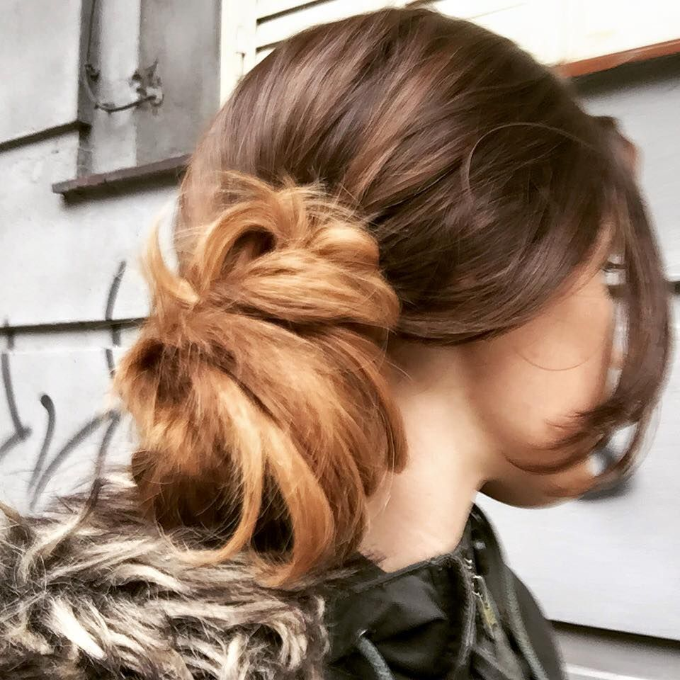 classic side bun ideas for formal to casual occasion