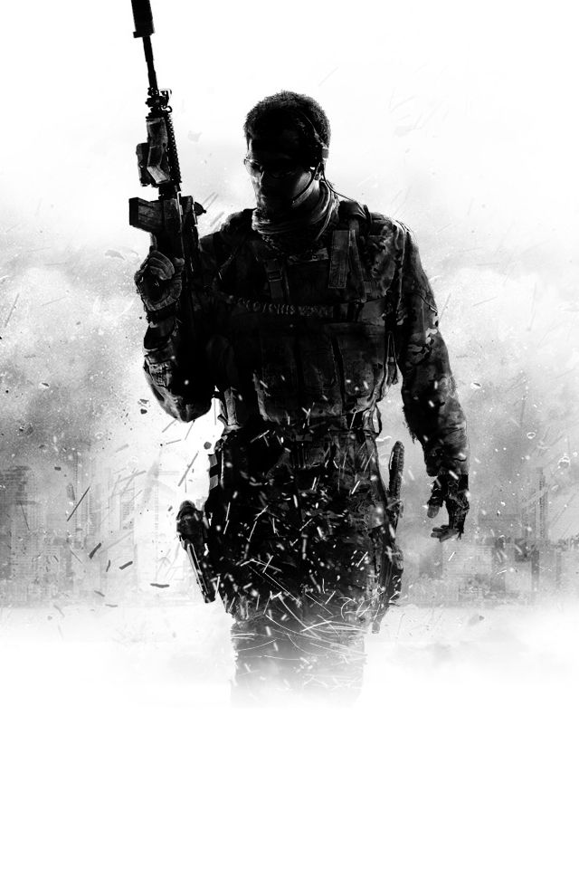 Android IPad IPhone Wallpapers Call Of Duty Modern Warfare 3