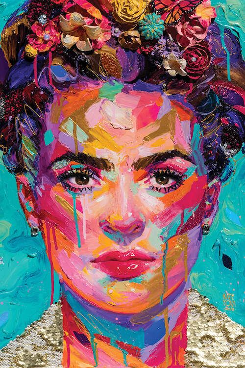 Frida - Canvas Print