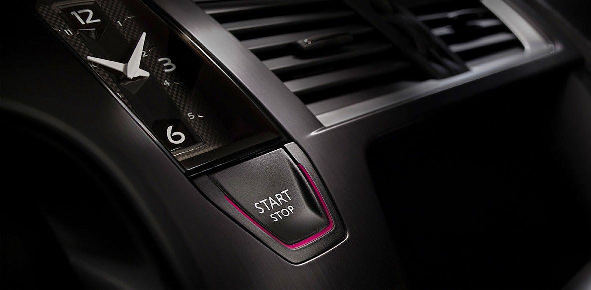 citroen ds5 sistema key less e start stop carros pinterest. Black Bedroom Furniture Sets. Home Design Ideas
