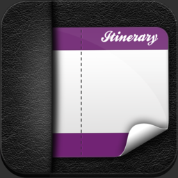 Itinerary With Images Iphone Icon Ios Icon