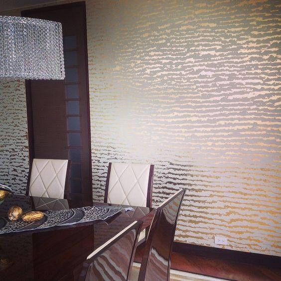 Hojilla De Oro Con Acrilicos Decor Instagram Home Decor