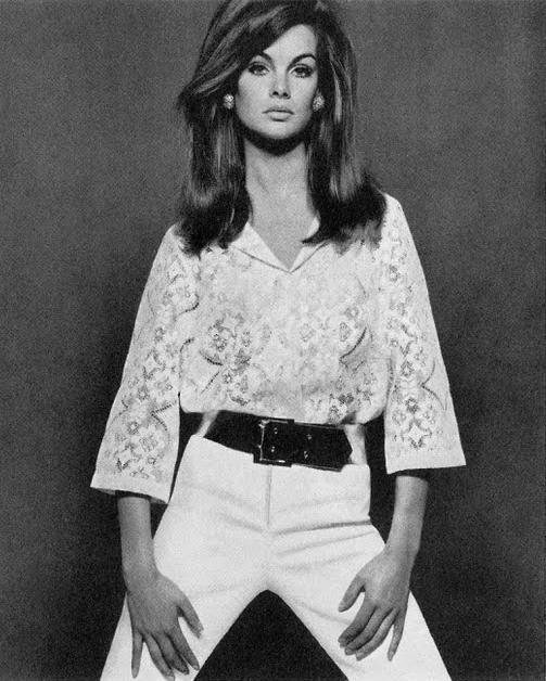 Jean Shrimpton Photographed By David Bailey. Vogue UK