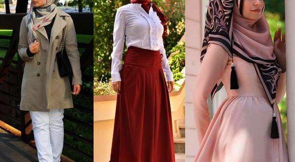 صور فساتين فولار أحدث فساتين سهرة سوارية للمحجبات ميكساتك Fashion Hijab Fashion Maxi Skirt