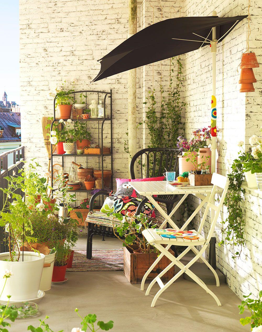15 schöne balkon ideen für den sommer | balkon ideen und inspiration