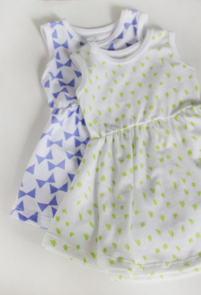 How cute is this print? The Swing Dress // Green Apple Argon via @Kathy Davis-Reid Hip Squeaks